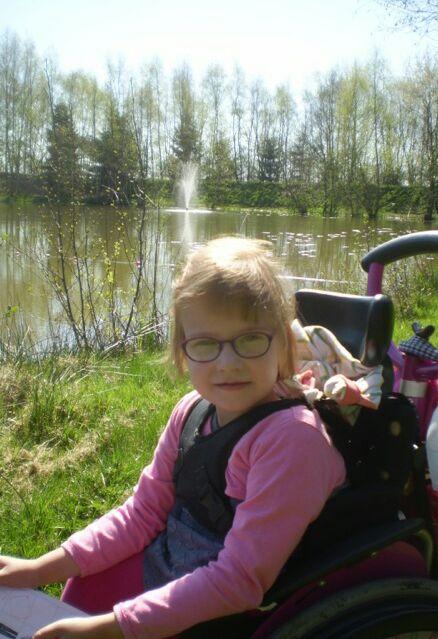 'Femke heeft een verstandelijke beperking, maar is heel gelukkig'