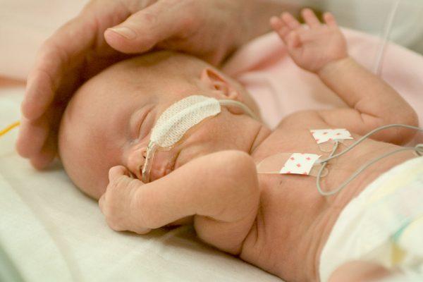 Blijf 24-wekenbaby behandelen