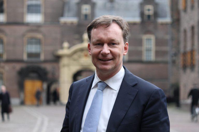 Diederik van Dijk nieuwe directeur NPV