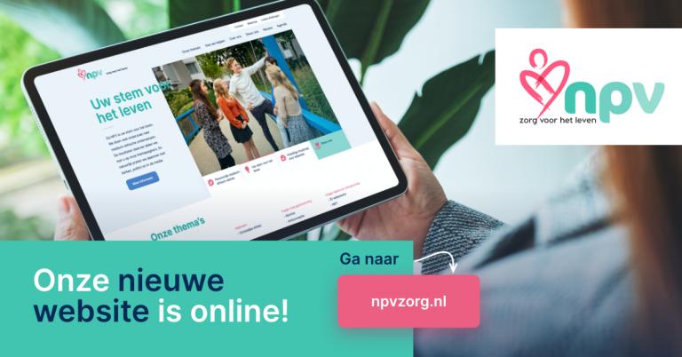 NPV lanceert nieuwe website met kennisbank medische ethiek
